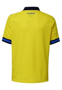 adidas Performance - SWEDEN SVFF HOME JERSEY - National team wear - yellow/night indigo - 1