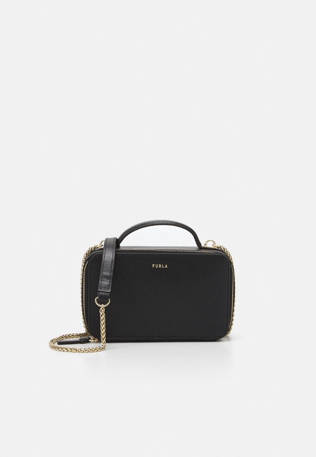 BABYLON MINI CROSSBODY - Sac bandoulière - nero