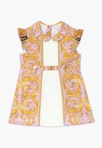 Versace - ABITO BABY - Koktejlové šaty/ šaty na párty - rosa stampa - 0