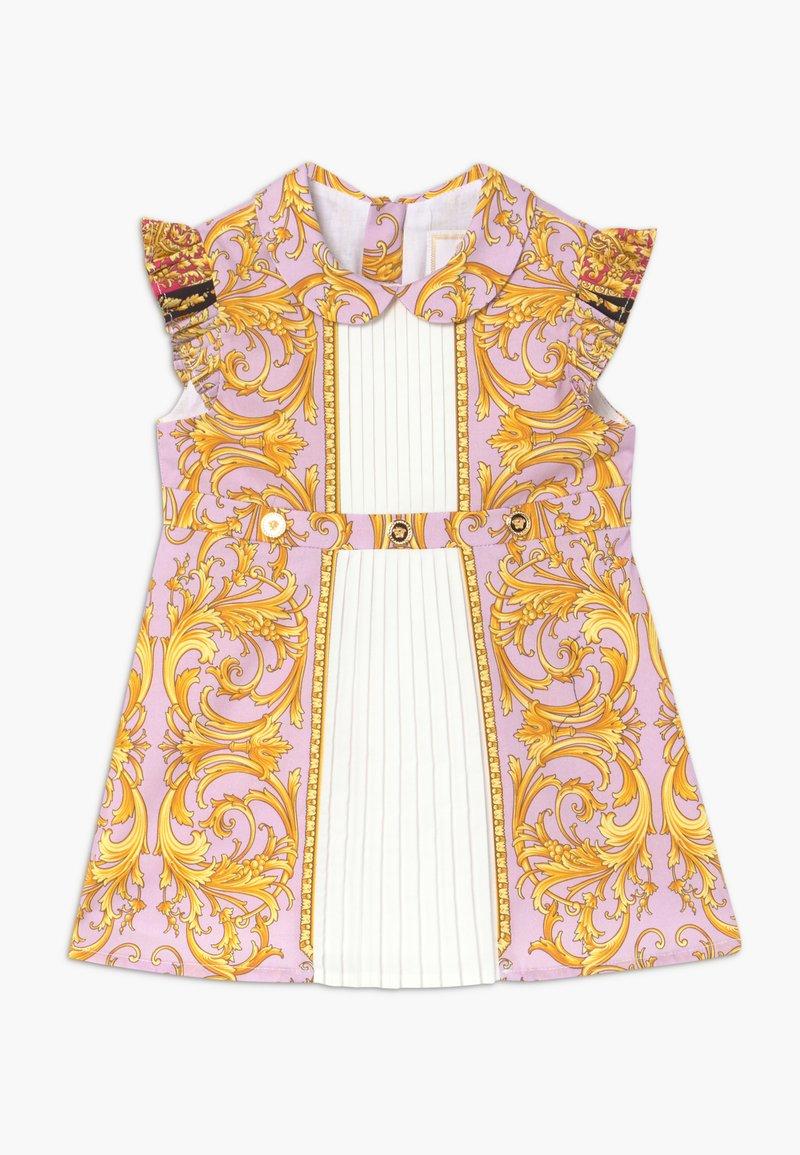 Versace - ABITO BABY - Koktejlové šaty/ šaty na párty - rosa stampa