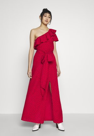 YOUR SIDE - Day dress - rio red