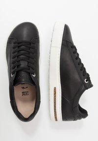 Birkenstock - BEND - Sneakersy niskie - black - 3