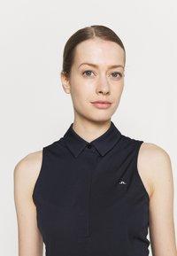 J.LINDEBERG - DENA SLEEVELESS GOLF  - Polo shirt - navy - 3