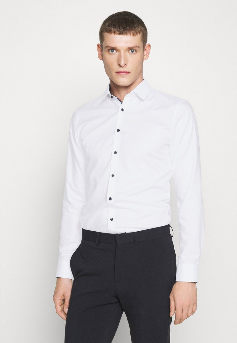 OLYMP - No. 6 - Formal shirt - weiss