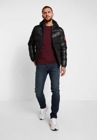 Paddock's - DEANVINTAGE - Slim fit jeans - dark stone blue - 1