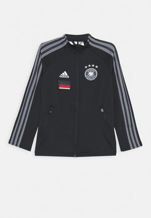 DEUTSCHLAND DFB ANTHEM JACKET - Training jacket - black
