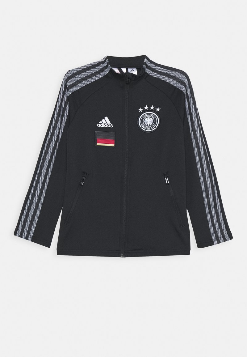 adidas Performance - DEUTSCHLAND DFB ANTHEM JACKET - Training jacket - black