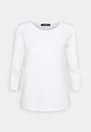 MULTIA - Long sleeved top - weiss