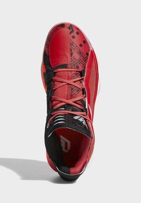 adidas Performance - DAME 6 SHOES - Basketball shoes - red - 2