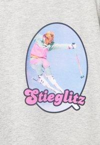 Stieglitz - SKI - T-shirts med print - grey - 2
