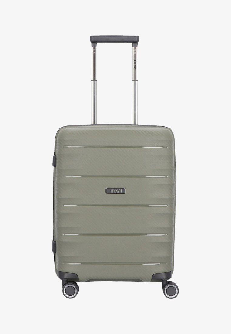 Titan - HIGHLIGHT  - Wheeled suitcase - khaki