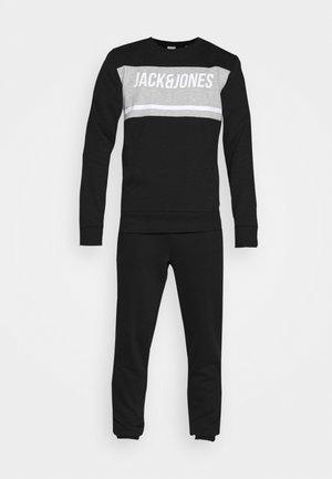 JCOBONDS TRACKSUIT SET - Sweatshirt - black