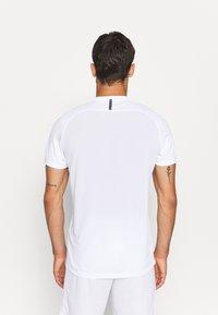 JAKO - TRIKOT CHALLENGE - T-shirt med print - weiß/anthra light - 2
