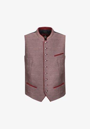 Suit waistcoat - red
