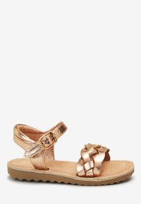 Next - ROSE GOLD BUCKLE TWIST SANDALS (YOUNGER) - Sandalen - gold - 3