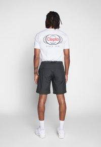 Mennace - GROSSGRAIN BELTED PULL ON - Shorts - khaki - 2