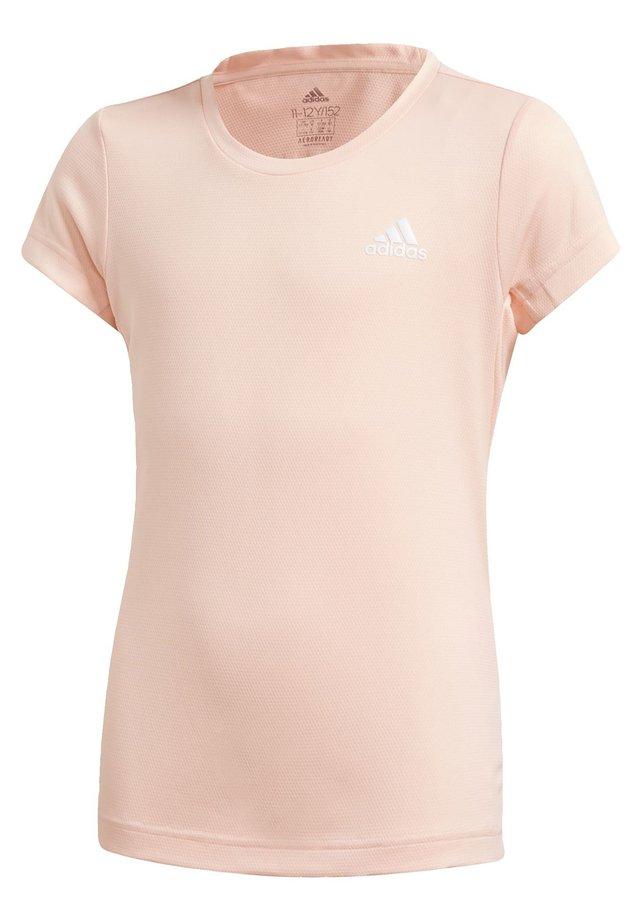 AEROREADY T-SHIRT - T-shirt imprimé - pink
