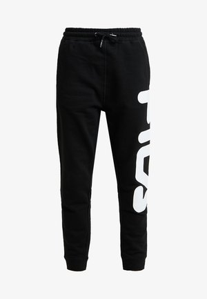 PURE BASIC PANTS - Verryttelyhousut - black