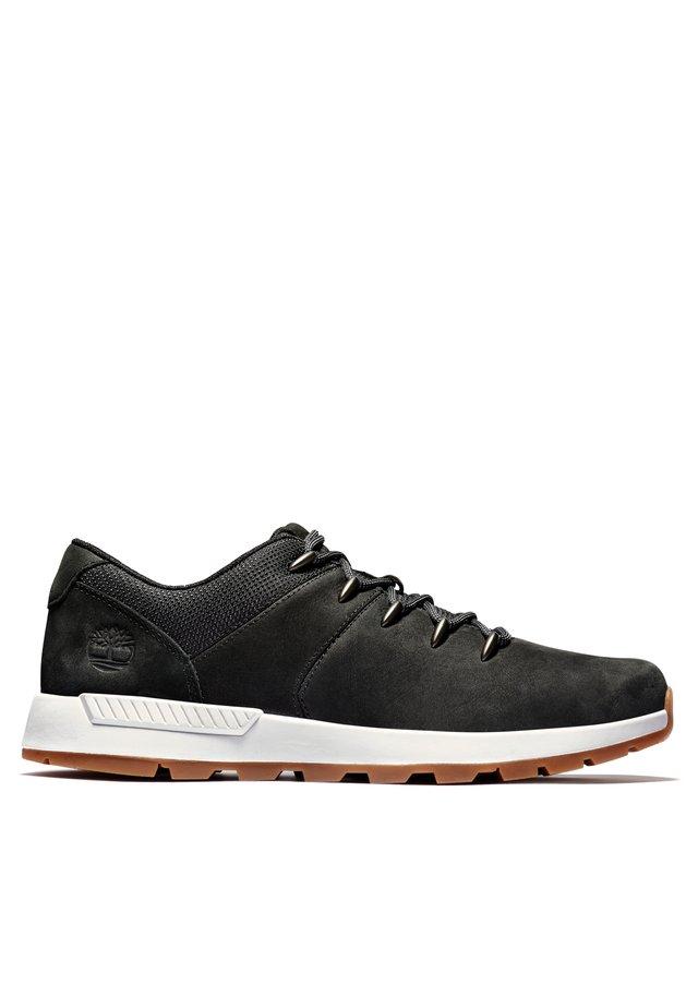 SPRINT TREKKER APLINE - Zapatos con cordones - black nubuck