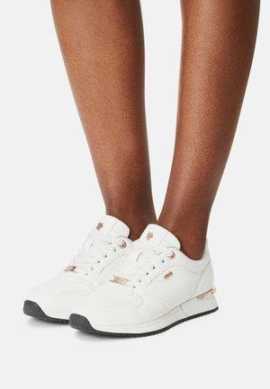 FLEUR - Sneaker low - white/gold