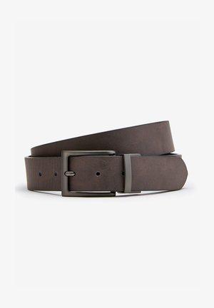 Formální pásek - brown