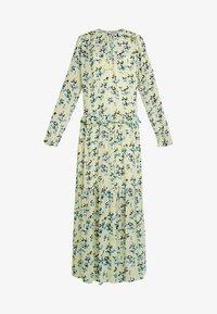 Custommade - VICKEY - Maxi dress - pastel yellow - 5