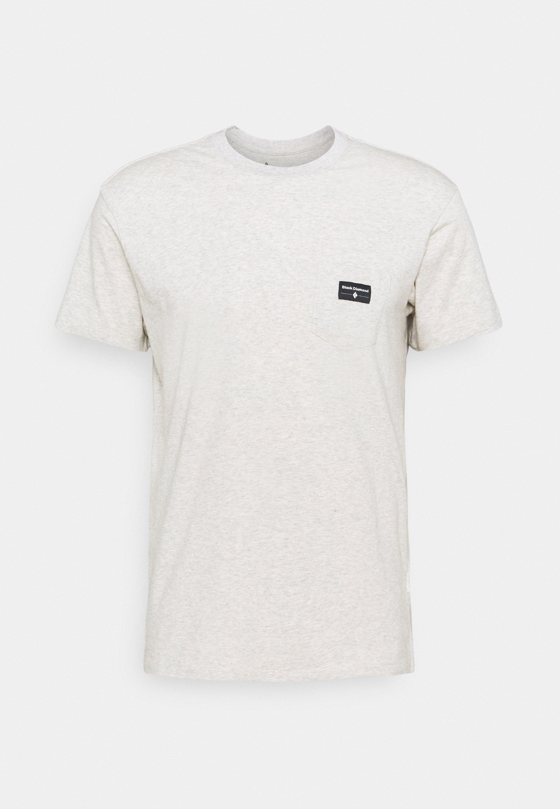 Men POCKET LABEL TEE - Basic T-shirt