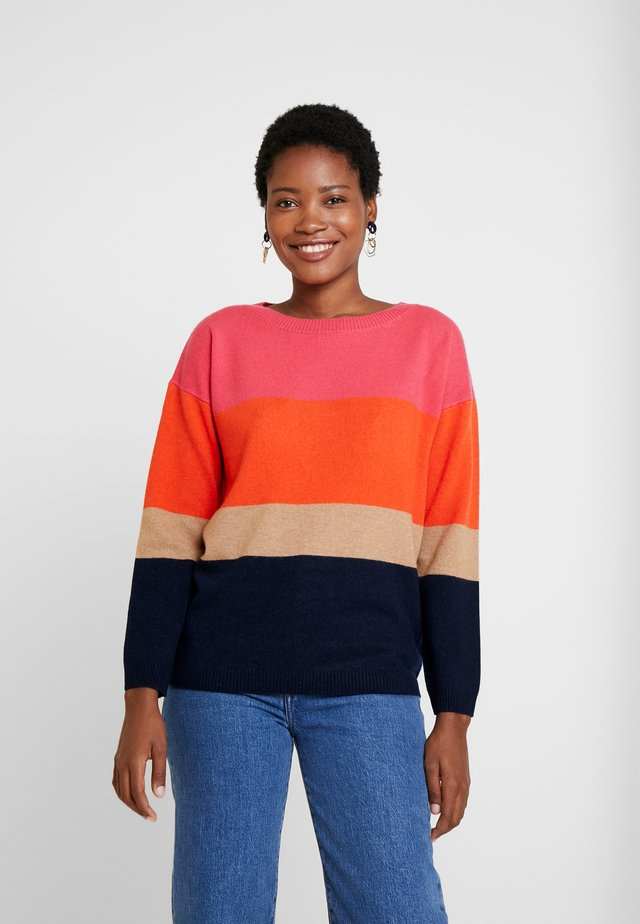 SOFIA STRIPE - Jumper - multi