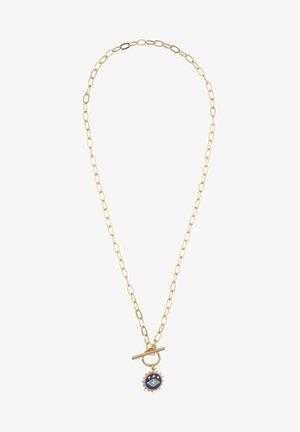 MIT AUGEN-DESIGN - Necklace - goldfarben