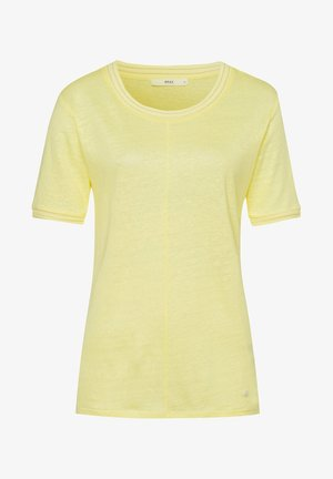 STYLE CATHY - T-shirt basique - yellow