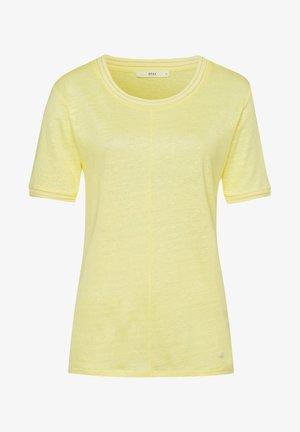 STYLE CATHY - T-shirt basic - yellow