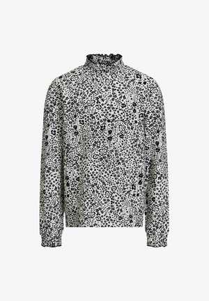 MET BLOEMENDESSIN - Longsleeve - all-over print