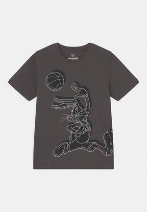 T-shirt imprimé - asphalt