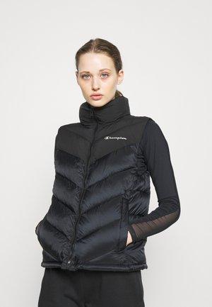DETACHABLE - Vest - black
