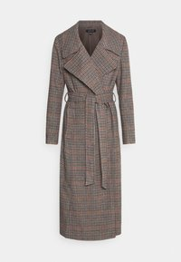 Who What Wear - BELTED TRENCH - Classic coat - multi - 4