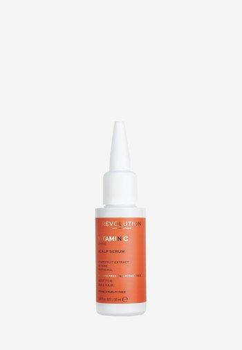 HAIRCARE VITAMIN C SHINE SCALP SERUM FOR DULL HAIR - Hair treatment - -