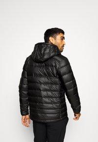 Patagonia - HOODY - Down jacket - black - 2