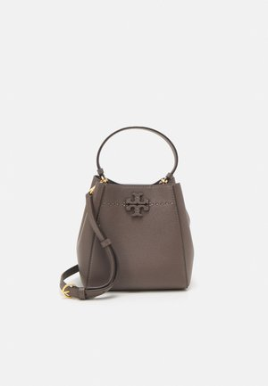 MCGRAW SMALL BUCKET BAG - Torebka - silver maple