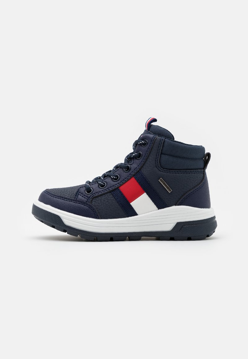 Tommy Hilfiger - Sneakers hoog - blue