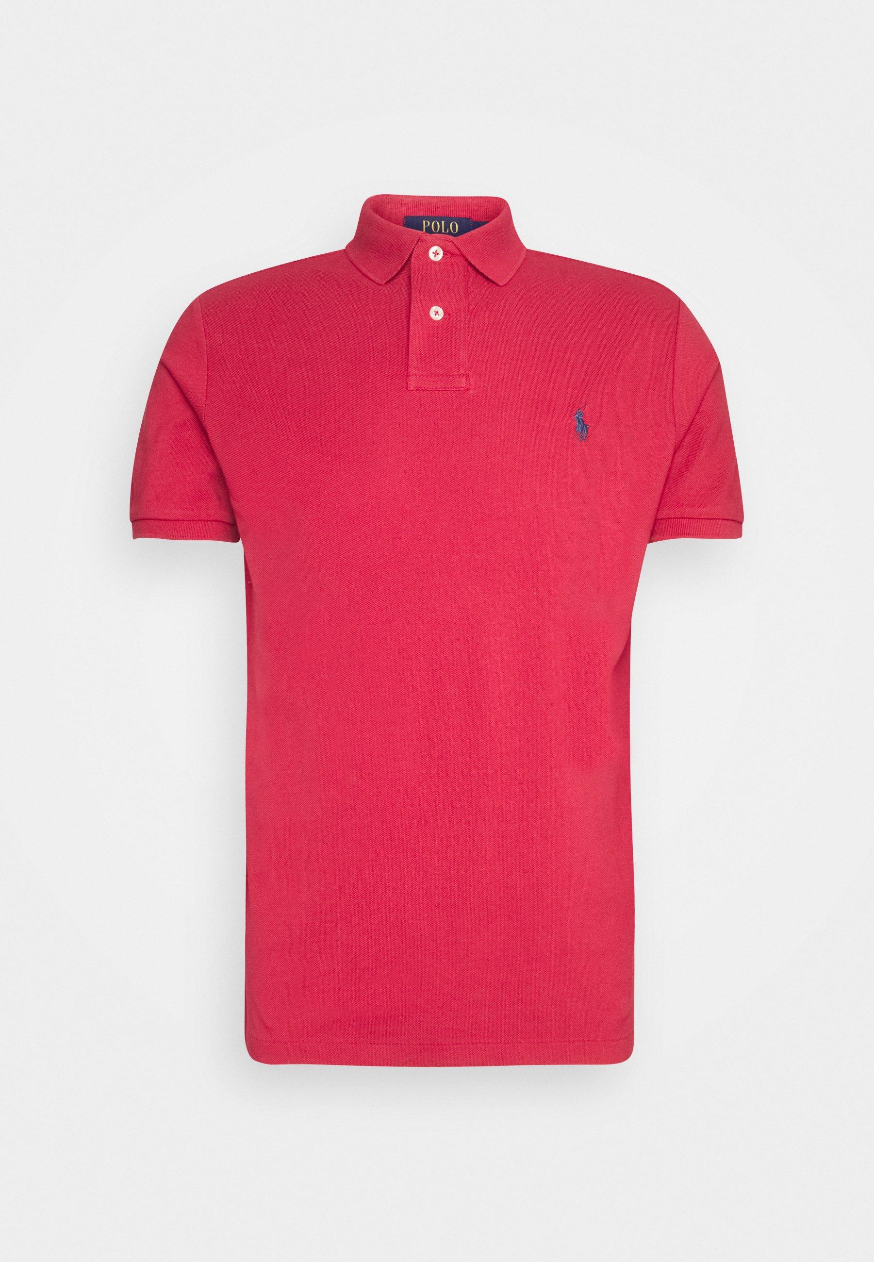Men CUSTOM SLIM FIT MESH POLO - Polo shirt