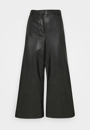 MILLI - Trousers - black