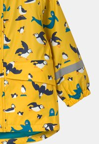 Frugi - PUDDLE BUSTER UNISEX - Impermeable - sunflower - 3