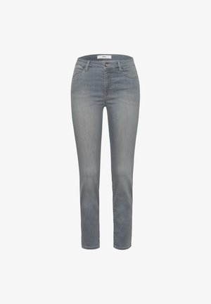SHAKIRA  - Slim fit jeans - used light grey