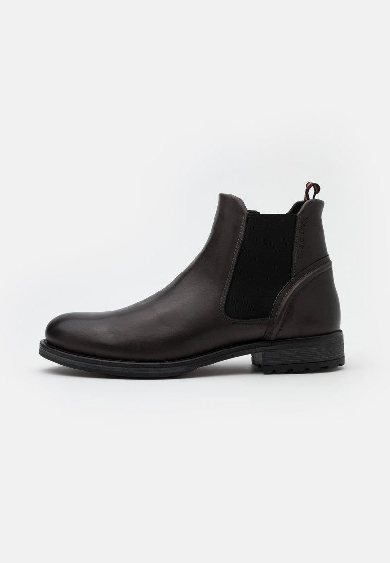 Marc O'Polo - CHELSEA BOOT - Kotníkové boty - anthracite