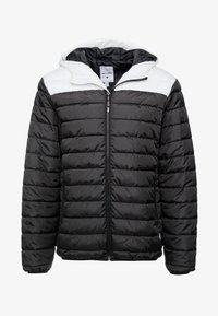 Only & Sons - ONSGEORGE QUILTED HOOD - Allvädersjacka - cloud dancer - 5
