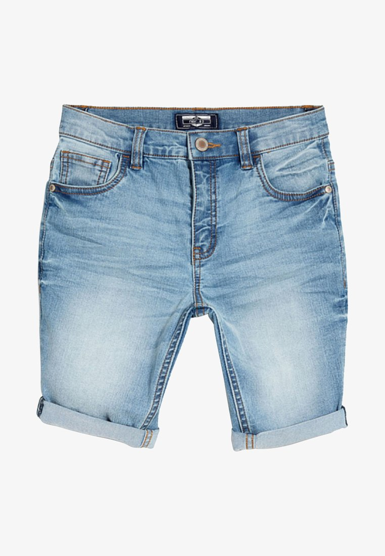 Next - Szorty jeansowe - blue