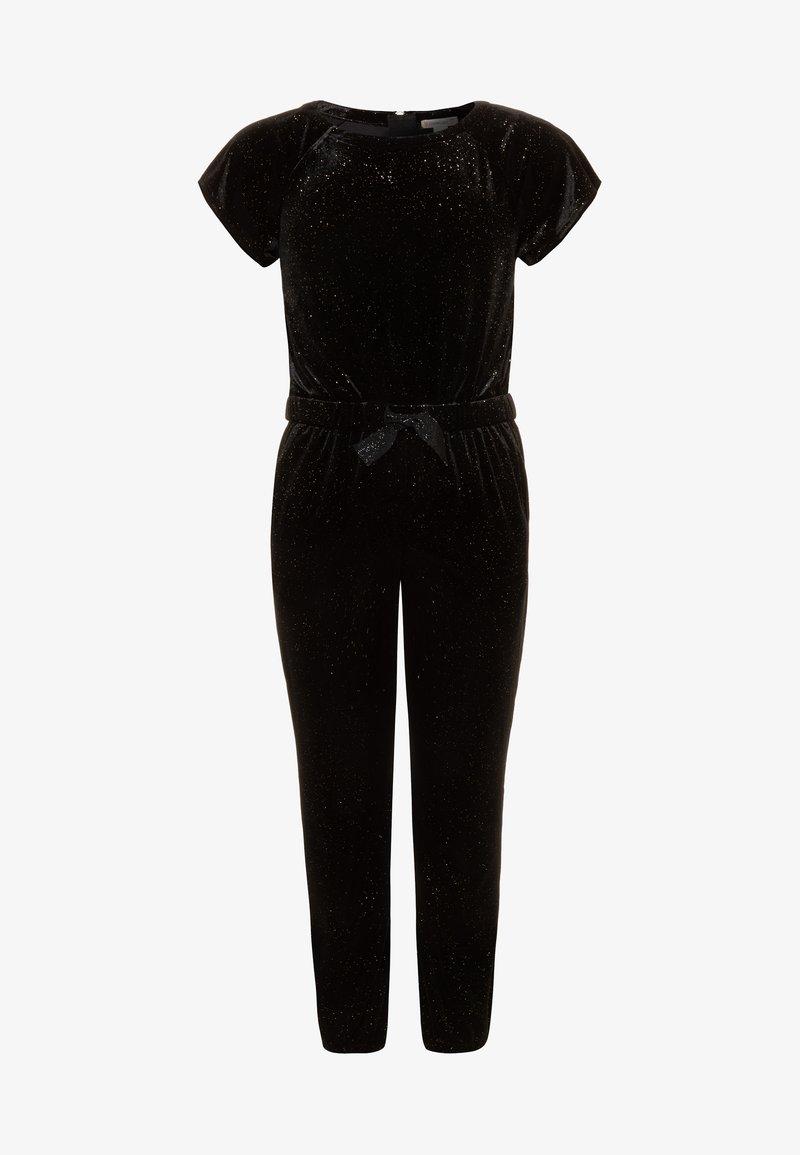 J.CREW - FLUTTER SHINE - Overal - black/gold