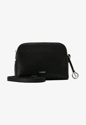 UMHÄNGETASCHE FRANKA - Across body bag - schwarz