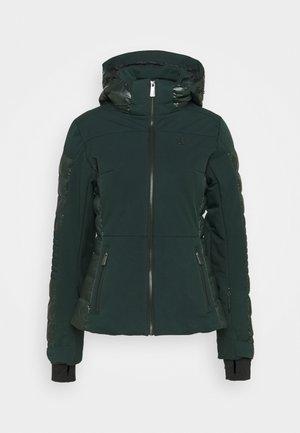 SABA JACKET - Ski jas - emerald green