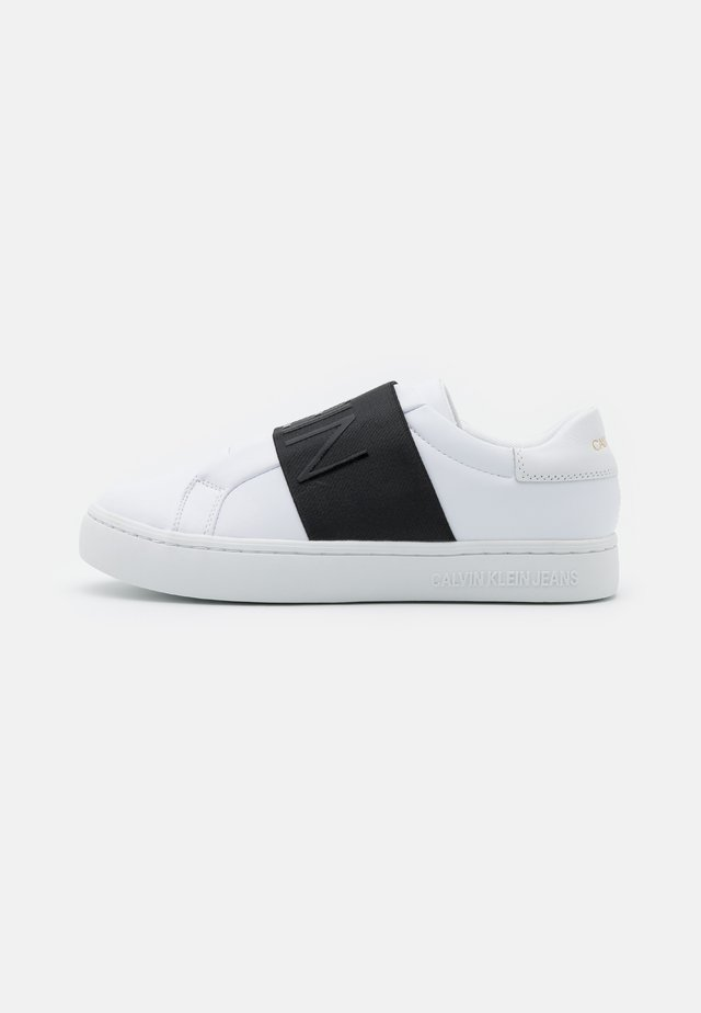 CUPSOLE ELASTIC - Sneakers laag - bright white